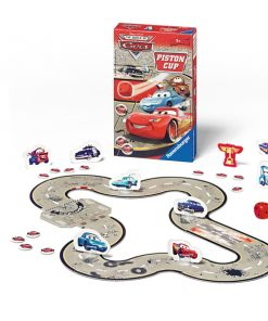 Joc disney cars piston cup