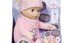 Jucarii Zapf Creation - Baby Annabell -Bataile inimii 30 cm