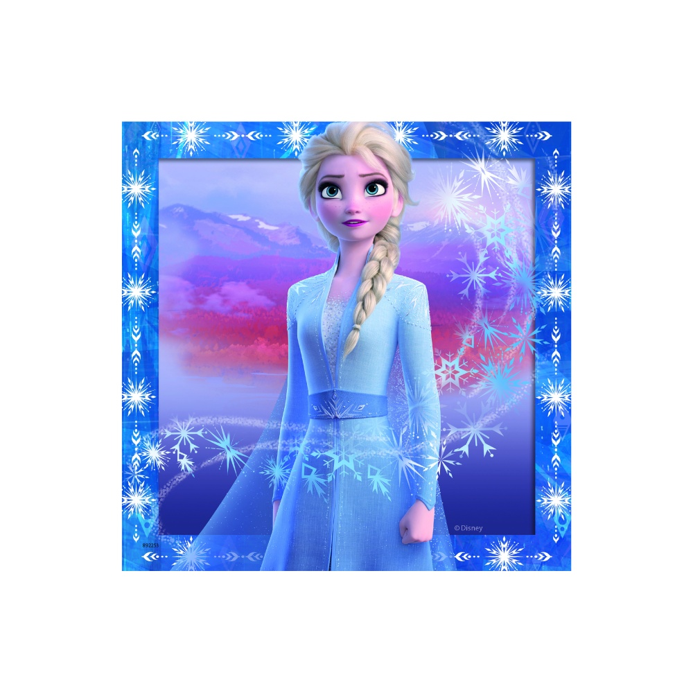 Jucarii Ravensburger - PUZZLE FROZEN II, 3x49 PIESE