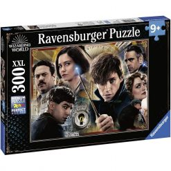 Jucarii Ravensburger?- PUZZLE HARRY POTTER, 300 PIESE